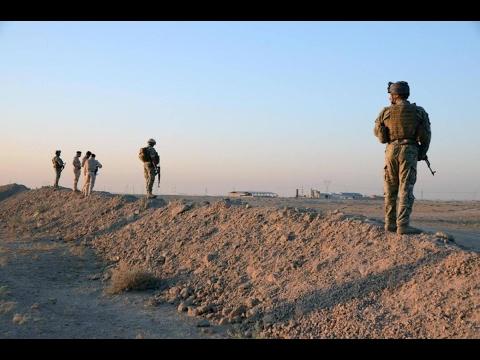 منشورات تحذر -قوات الاسد وميليشيات #إيران- من الإقتراب من البادية السورية  - نشر قبل 2 ساعة