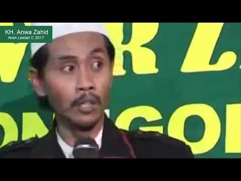 Anwar Zahid Perbedaan Muhammadiyah dan NU Bukan Bidah dan Syirik
