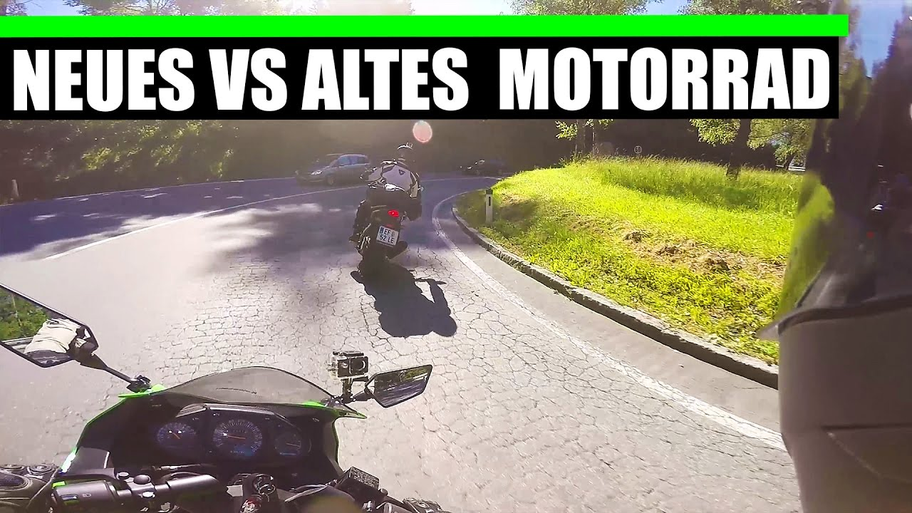 neues vs gebrauchtes motorrad motovlog youtube. Black Bedroom Furniture Sets. Home Design Ideas