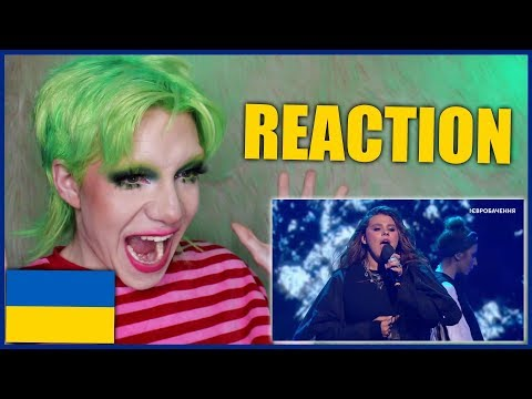 Vidbir 2019 (Semi-Final 2) - Ukraine In Eurovision REACTION