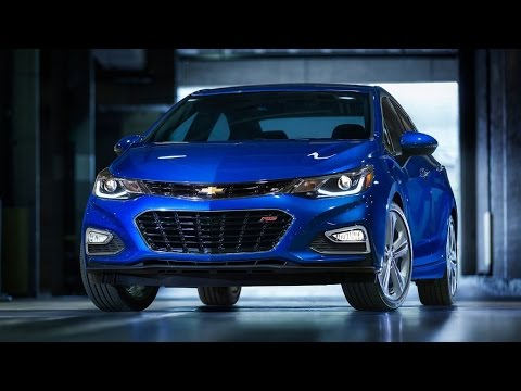 2016 chevrolet cruze review rendered price specs release date youtube. Black Bedroom Furniture Sets. Home Design Ideas