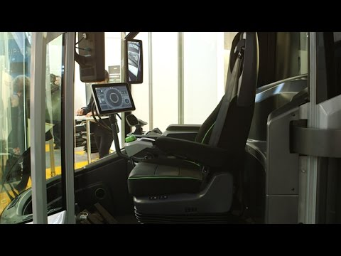 Fritzmeier's Genius Cab is the future