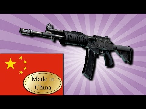 HOW TO USE THE AK47 MADE IN CHINA