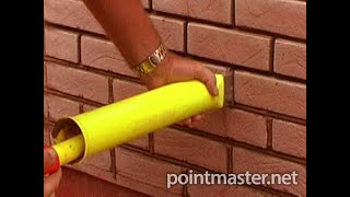 PointMaster Brick Tile Demonstration