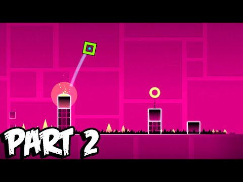 THIS IS IMPOSSIBLE!! | Geometry Dash | Part 2