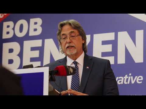 Conservative Bob Benzen wins Calgary Heritage