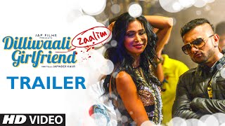 Dilliwaali Zaalim Girlfriend Trailer | Jackie Shroff, Divyendu Sharma | Yo Yo Honey Singh | T-Series