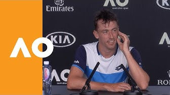 "John Millman: ""I left it all out there!"" 