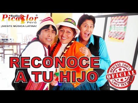 Cholo Juanito y Richard Douglas - Reconoce A Tu Hijo (Vol. 6 Oficial)