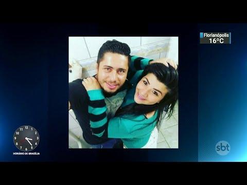 Mulher é morta pelo ex-namorado no Rio Grande do Sul | SBT Notícias (04/09/18)
