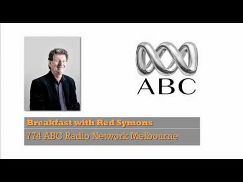 Breakfast with Red Symons - 774 ABC Melbourne, interview featuring Bobby Livingston RR Auction
