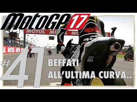 BEFFATI ALL' ULTIMA CURVA.. - 41# Carriera MotoGp 17 - Jerez