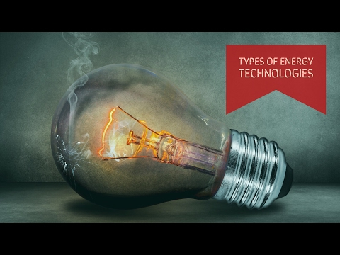 Types of Energy technologies in  Energy Management : EM Lectures