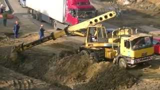 Tatra 815 TerrNo1 UDS-114 greading dirt part 2(More videos and photos on my Facebook page. Follow me https://www.facebook.com/pages/Pav4225-YouTube-Channel/1471215109818671 Больше видео и ..., 2015-09-05T09:13:49.000Z)