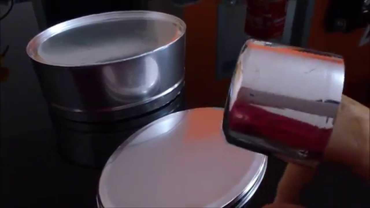 Testanto Tinta Cromada  YouTube