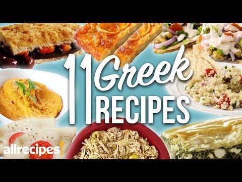 11 Great Greek Recipes | Recipe Compilations | Allrecipes.com