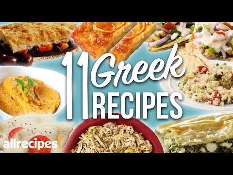 11 Great Greek Recipes | Recipe Compilations | Allrecipes.com