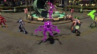 Infinite Crisis - Star Sapphire Champion Profile