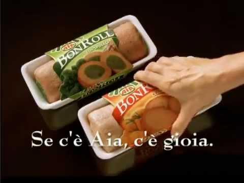 tv ad for aia bon roll italy 2004 queen cover michael buble crazy little thing called love