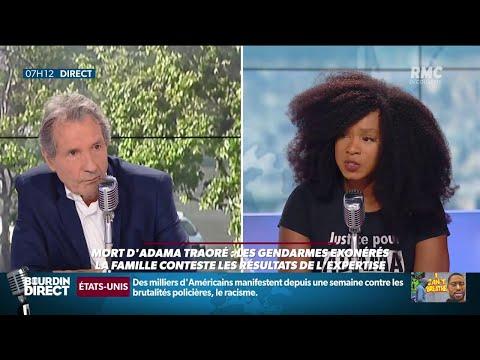 """Adama Traoré: """"La justice a peur de la vérité"""", assure sa soeur qui appelle à la mobilisation"""