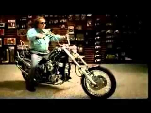 Blind Guy Gets A Harley Davidson Motorcycle In This Funny Commercial For The Lottery.mp4