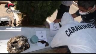 Mafia, pistola e sigarette nella tomba del boss riesumata salma di Badalamenti