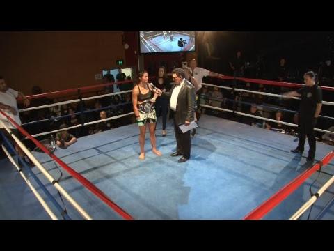 Fight Girls NZ Live Stream