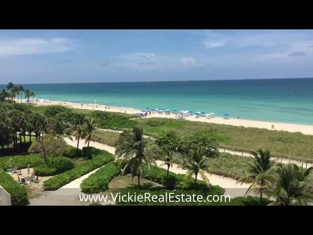 South Florida Oceanfront Townhomes Video