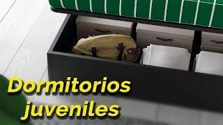 Gambar cover Dormitorios juveniles modernos y prácticos