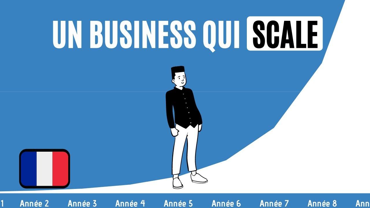 Download Qu'est-ce qu'un business scalable ?
