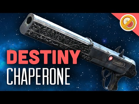 DESTINY The Chaperone Fully Upgraded Exotic Shotgun Review (The Taken King Exotic)