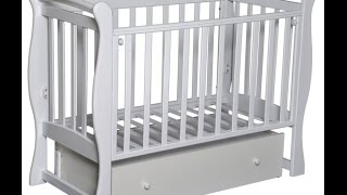 кроватка Antel Severyanka 1