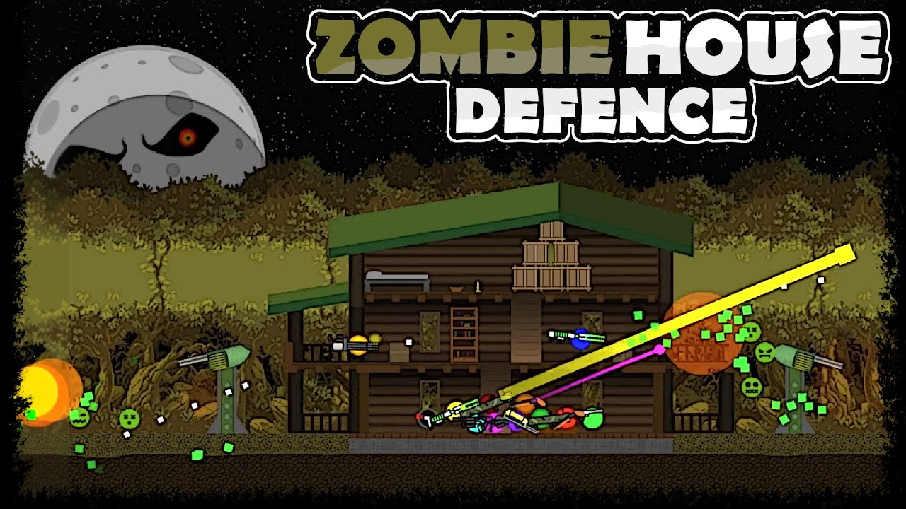 Zombie House Defence