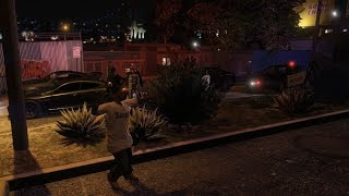 GTA 5 Roleplay - DOJ # 21 - Officers Down (Feat. BxRich)