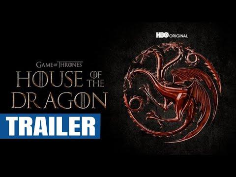 House Of The Dragon - Primo trailer dello spin-off di Game of Thrones