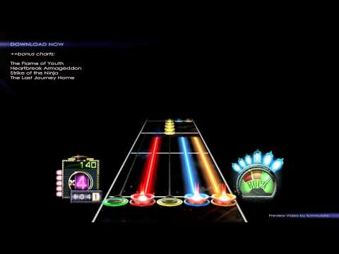 Dragonforce - Scars of Yesterday (Guitar Hero)