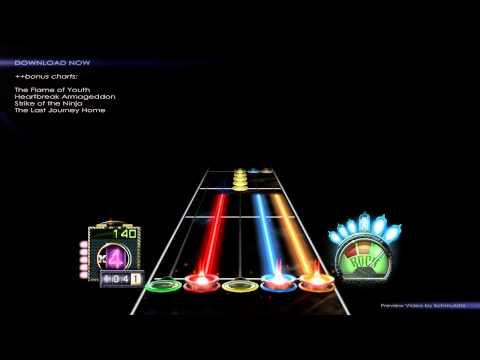Dragonforce - Scars of Yesterday (Guitar Hero)