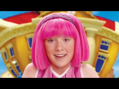 Lazy Town | Anything Can Happen Music Video Compilation | Lazy Town Songs
