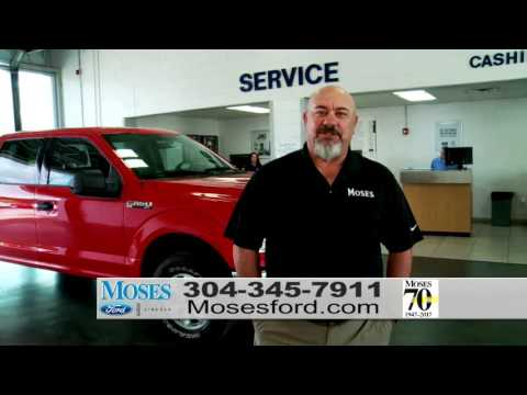 Moses Ford Service Video