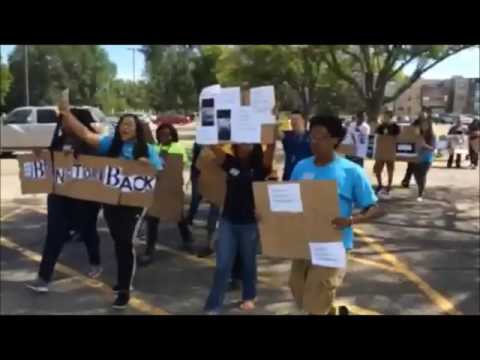 Jackson College protest of student life director's firing