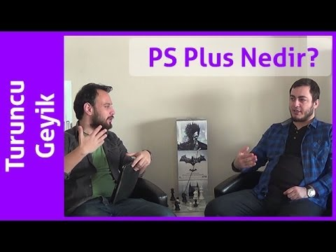 Playstation Plus Nedir Turuncu Geyik