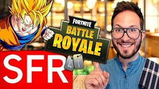 Fortnite bug with SFR, a Malaysian PS4 revelation, Bonuses for Dragon Ball Switch