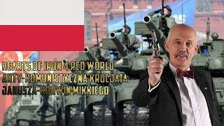 Hearts of Iron 4 Red World Anty komunistyczna krucjata JKM #2 Zwiększanie potęgi Polski