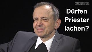 Dürfen Priester lachen? (Michael Meßner SJ)
