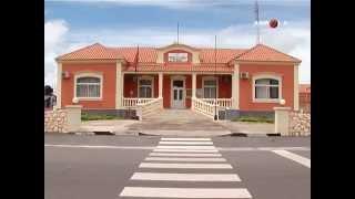 Moxico: Escola do Segundo Ciclo no município do Luau