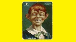 The History of Alfred E. Neuman's Image