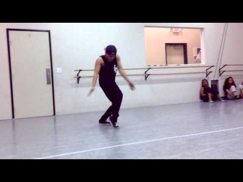 Miguel - Lets Just be   Mike Perez Choreography