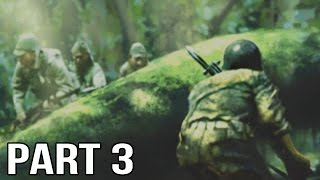 Medal of Honor Rising Sun Gameplay Walkthrough Part 3 - Pistol Pete Showdown