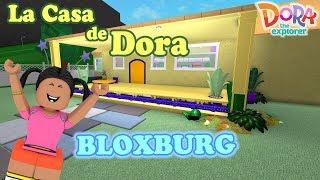 Dora es Home BLOXBURG l ROBLOX