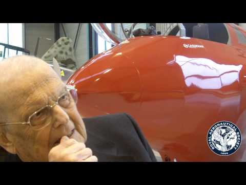 Dr Reinhard Opitz  - Me163 pilot